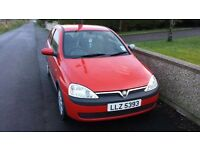 Corsa for sale, open to all offers. Selling due to needing a bigger sized car.