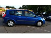 2007 RENAULT GRAND SCENIC 1.9DCI 7SEATER LONG MOT £995 PX WELCOME