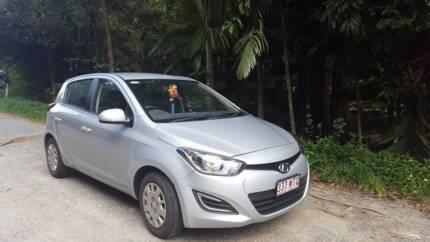 2014 Hyundai i20 Manual Port Douglas Cairns Surrounds Preview