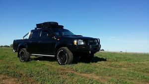2010 Nissan Navara D22 ST-R Orchard Hills Penrith Area Preview