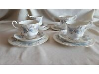 "Royal Kent ""Trentside"" - 12 Pieces - 4 Trios"
