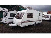 Swift Charisma 230 2 berth caravan 2005, VGC, Awning, light to tow, Bargain !
