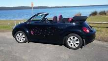 2007 MY08 Volkswagen Beetle Convertible Sanctuary Point Shoalhaven Area Preview