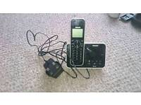 Philips idect 555 cordless phone