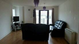 Double furnished room in central location