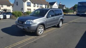 2006 NISSAN X-TRAIL 2.2 DIESEL MANUAL 3 MONTHS WARRANTY