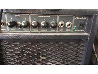 Randall RG15XM Amp