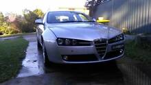 2007 Alfa Romeo 159 Sedan Bonnells Bay Lake Macquarie Area Preview