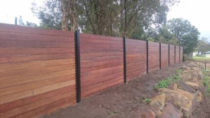 Fencing / Post ripping / Wood cutting