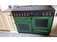 Leisure RangeMaster Oven and matching Extractor Hood