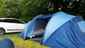 4/6 Person Pro Action Tunnel Tent