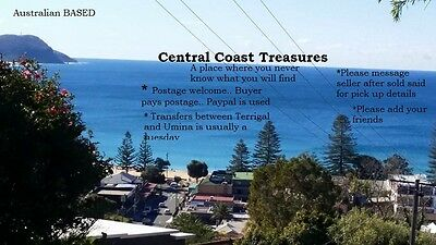 Central Coast Treasures to you