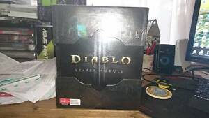 diablo 3 reaper of souls collectors edition. 2 units available!! Ferndale Canning Area Preview