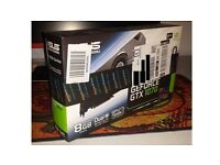 BRAND NEW - ASUS Turbo GeForce® GTX 1070 8GB