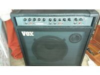 vox 100 watt acoustic guitar amp Recomended by takamine