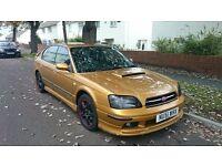 Subaru Legacy gx rare gold not Audi,bmw,vw,fiat,Vauxhall