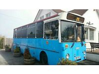 motor home LEYLAND SWIFT EX POLICE ONE OWNER EXELENT CONDITION DETAILED HISTORY OLD SCHOOL BUS