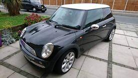 Mini Cooper 2004 Black