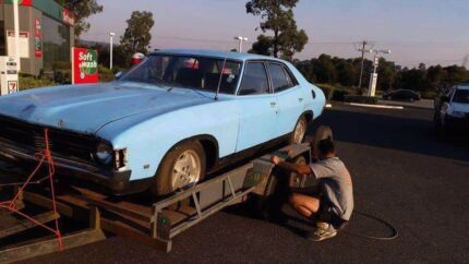Ford xa 500 Greenvale Hume Area Preview