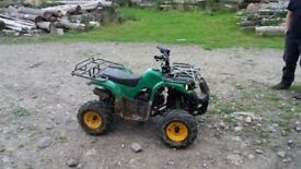 Mini 125cc 4 stroke quad