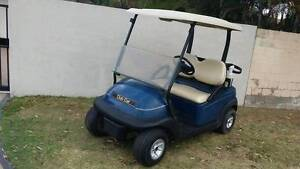 CLUB CAR ELECTRIC GOLF BUGGY EXCELLENT CART BEST BUY Helensvale Gold Coast North Preview