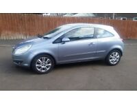 vauxhall corsa 1.2 57 reg will need looking at start runs and drives water problem read ad in full