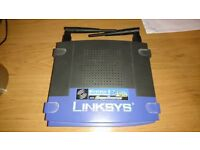 Wireless Router G 2.4GHz Linksys