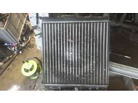 peugeot 206 radiator 1.1