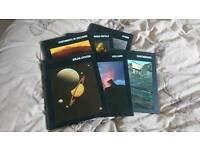 Planet Earth books.
