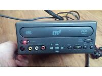 """Car DvD Player with 13"""" Flip down Screen , Swap for Tablet or WHY"""