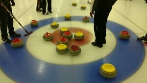 One Curling Team Entry left -Thurs 4:50 pm start time Oct 4th