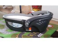 Britax baby safe sleeper - LAY FLAT carseat