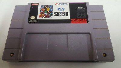 Fifa International Soccer  Super Nintendo Entertainment System  1994