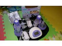 Lansinoh 2in1 double electric breast pump