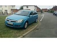 Vauxhall astra 1.9cdti estate may swap px