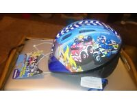 CHILDRENS BIKE HELMETS VARIOUS SIZE AND TYPE