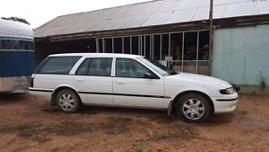 Ford ef wagon Clinton Yorke Peninsula Preview
