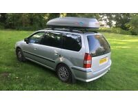 Mitsubishi Space Wagon 7 seater people carrier bargain