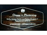 Local reliable Quality assurred Plasterer