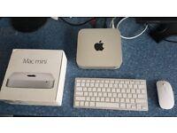 Apple Mac Mini Late 2014 2.8GHz I5 (Keyboard, Mouse and mini display to HDMI)