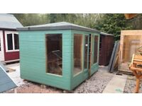 Summer House - 10ft x 8ft - EX DISPLAY