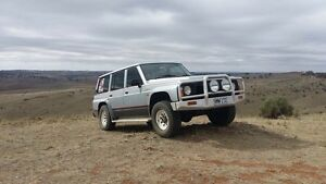 1993 Ford Maverick TB42 7 Seater Port Wakefield Wakefield Area Preview