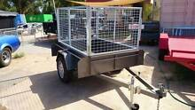 BUILT TOUGH 7X4 HEAVY DUTY CAGED TRAILER Willaston Gawler Area Preview