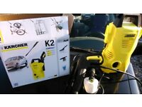 Karcher K2 Compact power washer