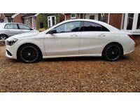 Cars, Trucks & Motorcycles Mercedes-Benz CLA Class 180 1.6 AMG Line Low Mileage Immaculate
