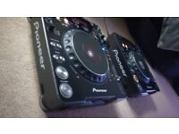 *SPECIAL OFFER* pair of decks - Pioneer mk3 1000's, just been serviced and in mint condition