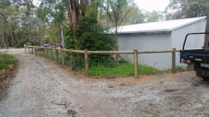 JDM Fencing (perth hills area) Mundaring Mundaring Area Preview