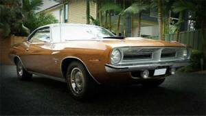 PLYMOUTH BARRACUDA 1 OF 1 (1970) Clontarf Redcliffe Area Preview