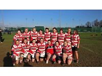 Ladies rugby coach