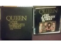 queen the complete works lp collection